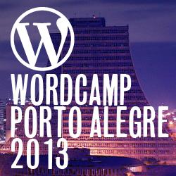 WordCamp Porto Alegre 2013 Badge