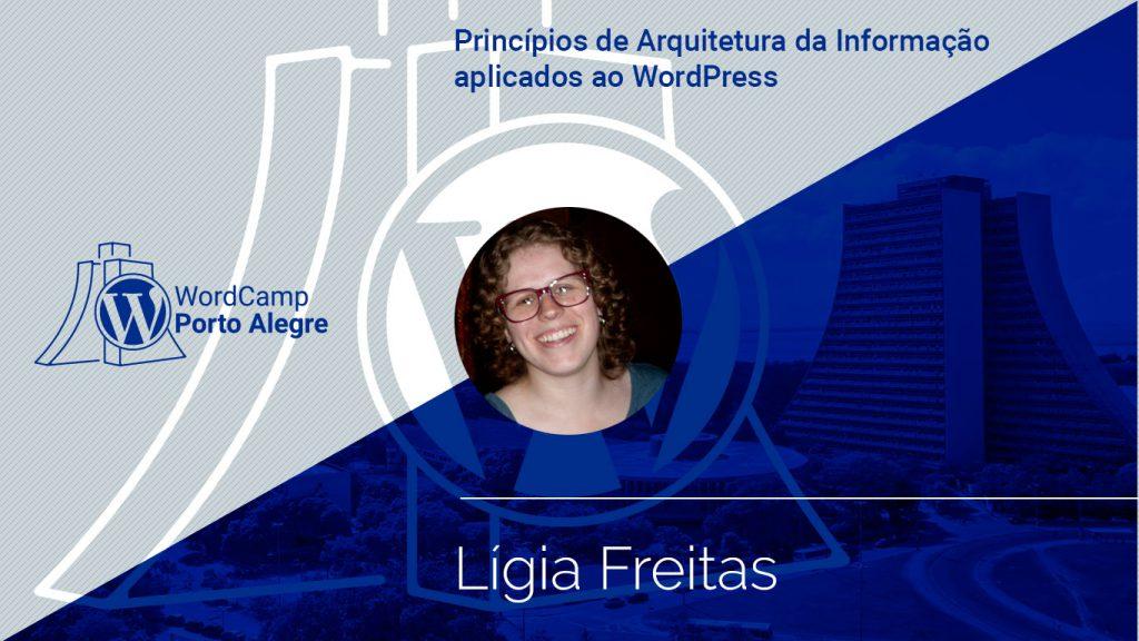 Palestra com Lígia Freitas