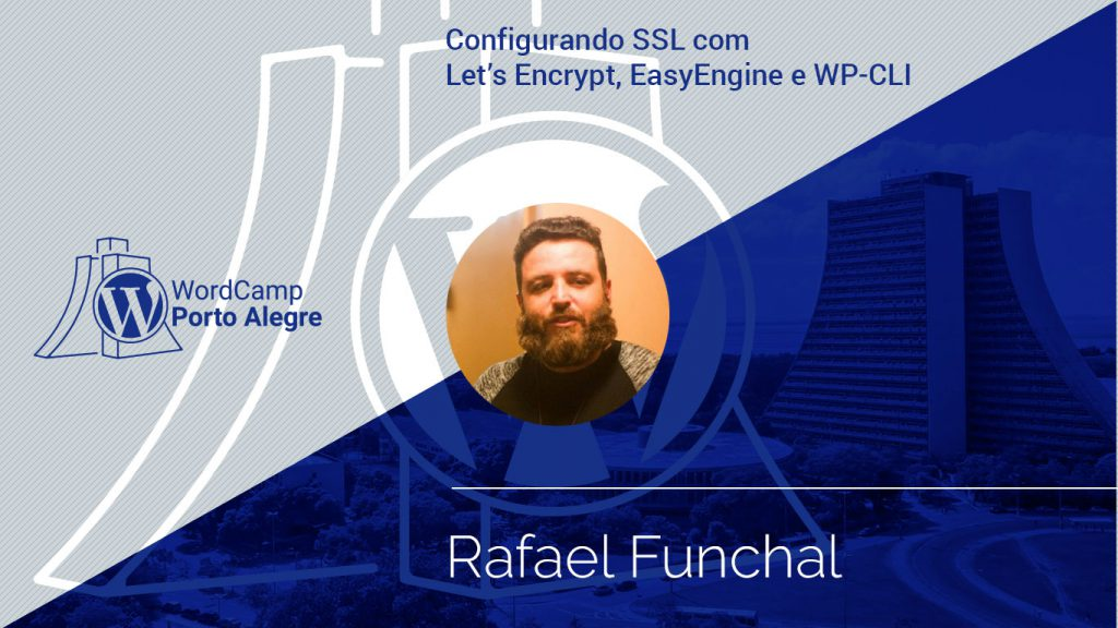Palestra com Rafael Funchal