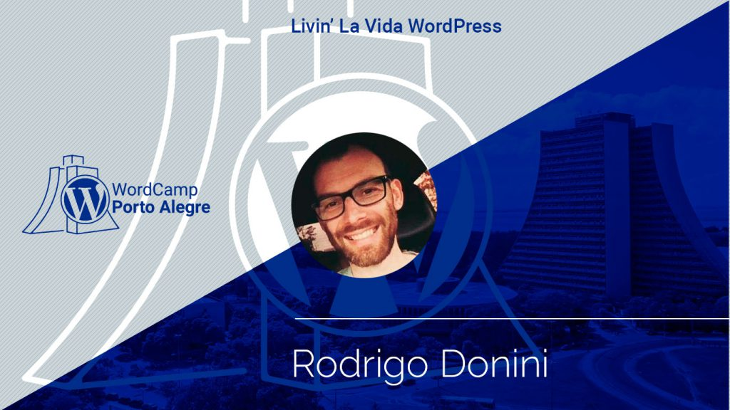 Palestra com Rodrigo Donini